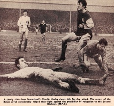 Charlie Hurley, Sunderland 1966