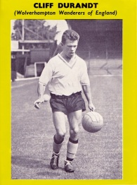 Cliff Durandt, Wolves 1961