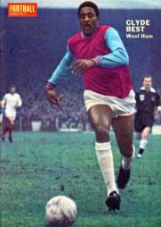 Clyde Best, West Ham 1970