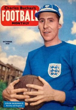 Colin McDonald, England 1958