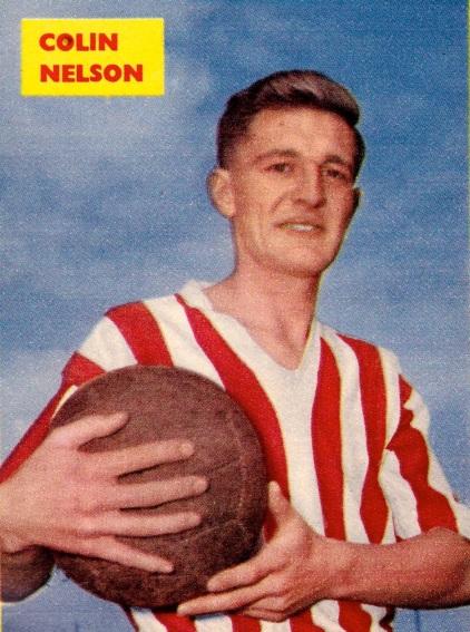 Colin Nelson, Sunderland 1960