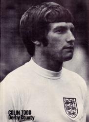 Colin Todd, England 1973
