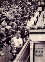 Danny Blanchflower, Tottenham 1961