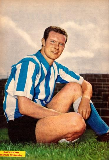 Dave Layne, Sheffield Wednesday 1963