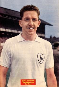 Dave Mackay, Tottenham 1959