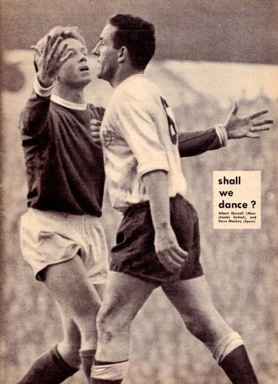 Dave Mackay, Tottenham 1964