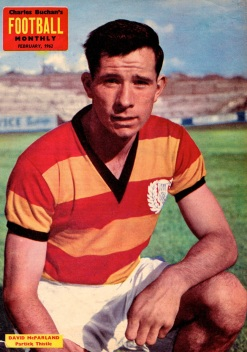 Dave McParland, Partick Thistle 1962
