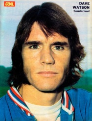 Dave Watson, England 1973