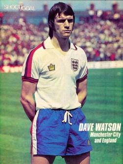 Dave Watson, England 1975-2