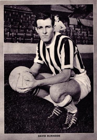 David Burnside, WBA 1960