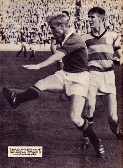 Davie Wilson, Rangers 1964