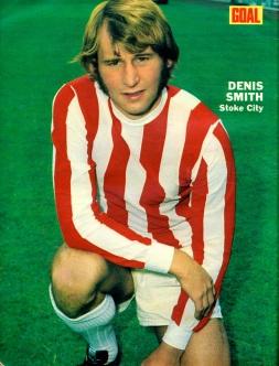 Denis Smith, Stoke City 1972