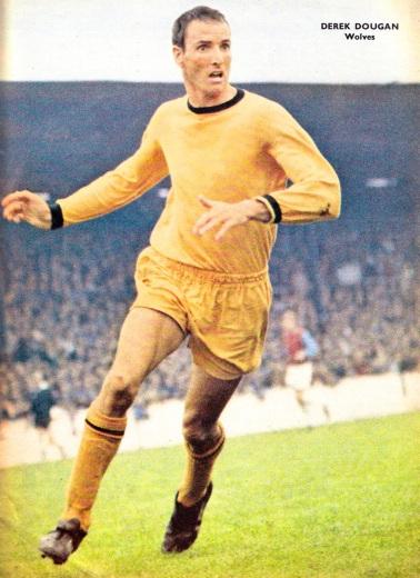 Derek Dougan, Wolves 1967