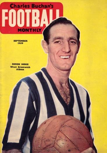 Derek Hogg, WBA 1959