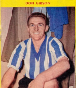 Don Gibson, Sheffield Wednesday 1959