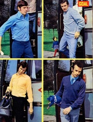 Dressed for action, England 1971-2