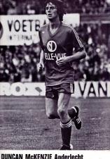 Duncan McKenzie, Anderlecht 1976