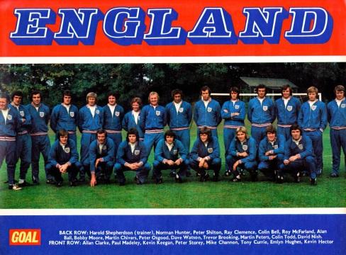 England 1973