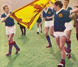 England v Scotland 1963