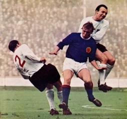 England v Scotland, 1965