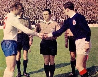 England v Scotland, 1967