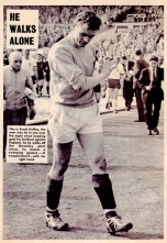 Frank Haffey, Scotland 1961