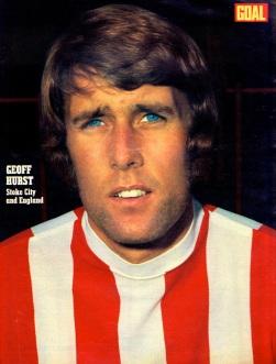 Geoff Hurst, Stoke City 1972