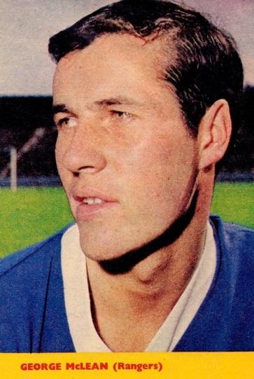 George McLean, Rangers 1966