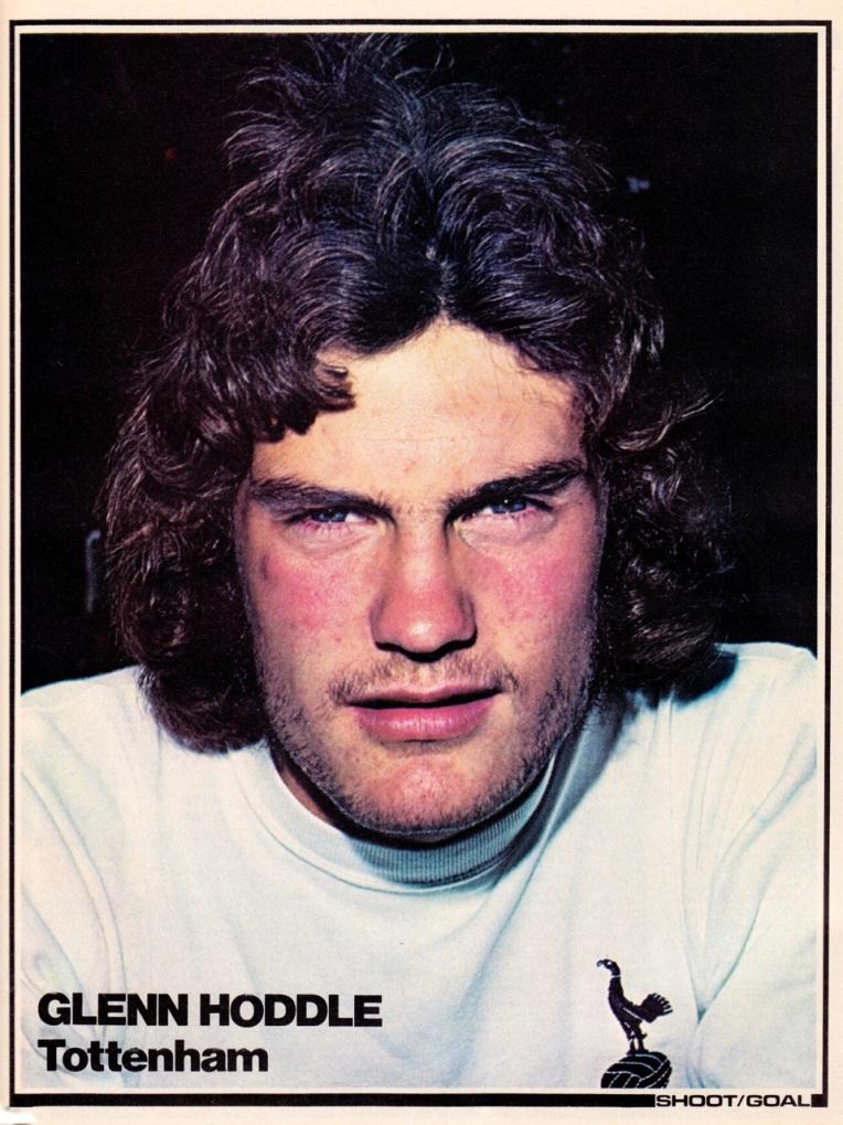 Glenn Hoddle, Tottenham 1976