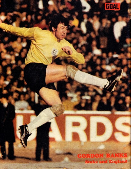 Gordon Banks, England 1971