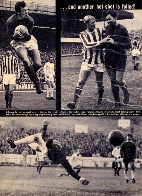 Gordon Banks, Stoke City 1969
