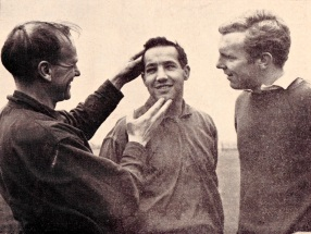 Greenwood, Bovington and Moore, West Ham 1963