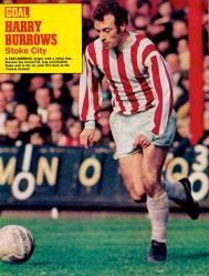 Harry Burrows, Stoke City 1971