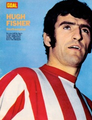 Hugh Fisher, Southampton 1971