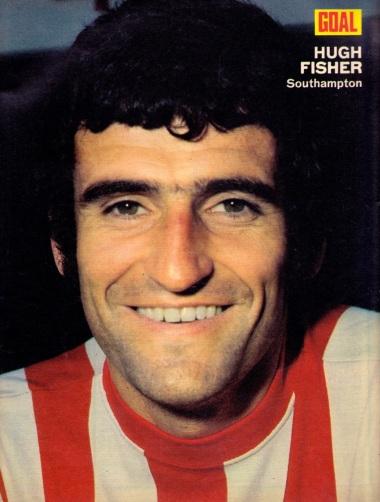 Hugh Fisher, Southampton 1973