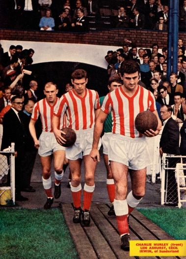 Hurley, Ashurst, Irwin, Sunderland 1964