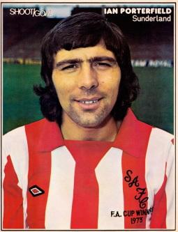 Ian Porterfield, Sunderland 1973