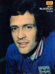 Jeff Blockley, England 1973