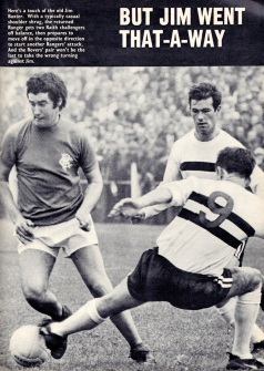 Jim Baxter, Rangers 1969