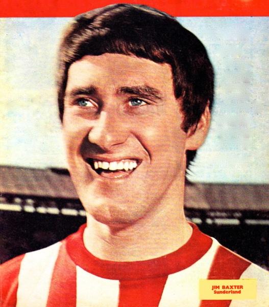 Jim Baxter, Sunderland 1967