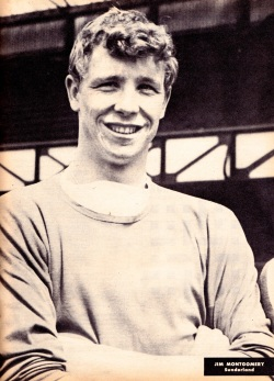Jim Montgomery, Sunderland 1964