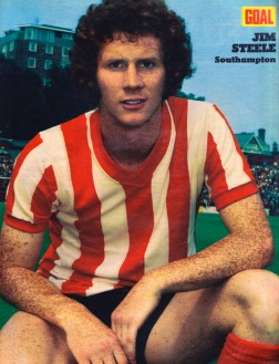 Jim Steele, Southampton 1972