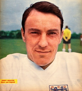 Jimmy Greaves, England 1964