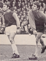 Jimmy Greaves, West Ham 1970-2