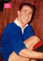 Jimmy Millar, Rangers 1958