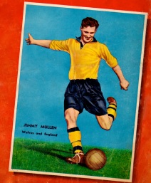 Jimmy Mullen, Wolves 1954