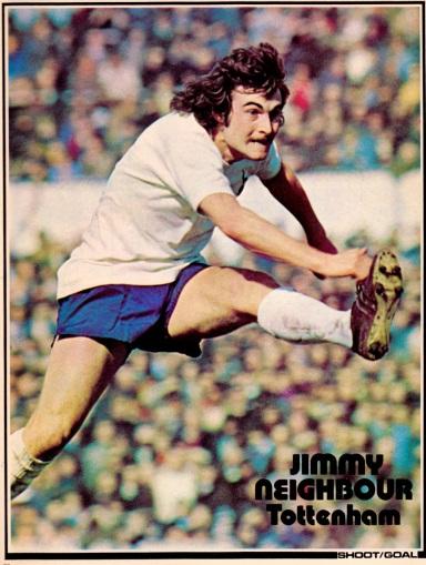 Jimmy Neighbour, Tottenham 1976