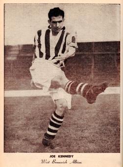 Joe Kennedy, WBA 1951