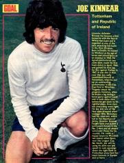 Joe Kinnear, Tottenham 1971
