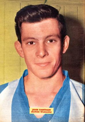 John Fantham, Sheffield Wednesday 1961